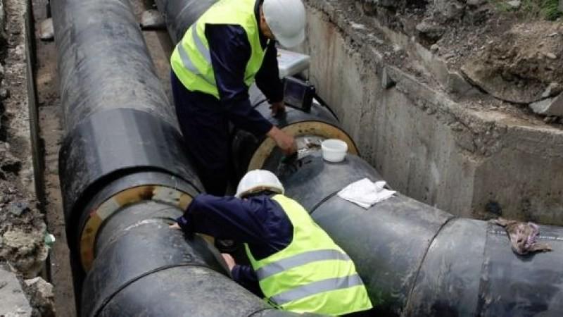 Lucrări de modernizare a unui tronson de rețea termică. Străzile care vor fi afectate de sistarea livrării de apă caldă