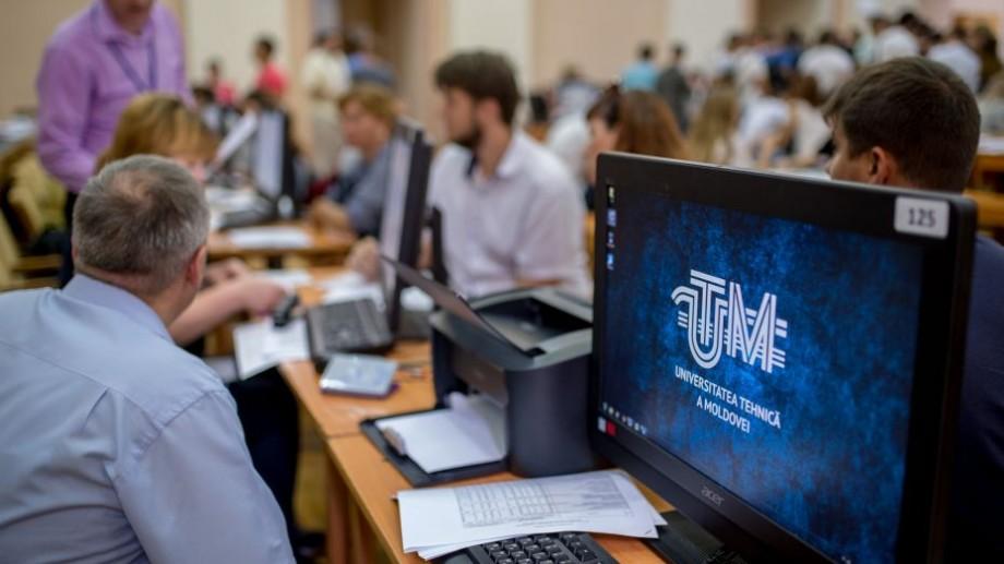 Pavel Filip a cerut ca locurile bugetare neacoperite de la UTM să fie redistribuite la specialitatea IT