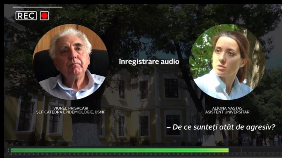 """(video) Un profesor de la USMF """"Nicolae Testemițanu"""", acuzat de hărțuire sexuală de către angajate"""