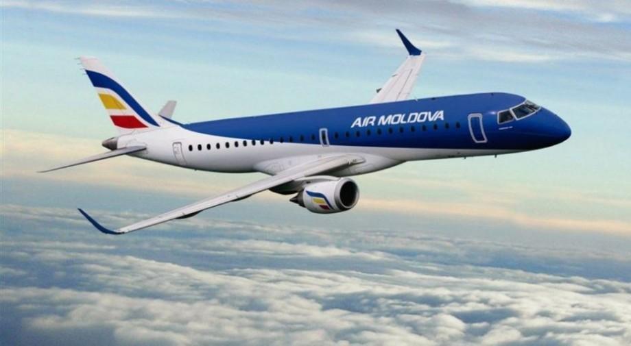O aeronavă a companiei Air Moldova cu 130 de pasageri la bord a fost întoarsă din drum. Avionul decolase spre Frankfurt