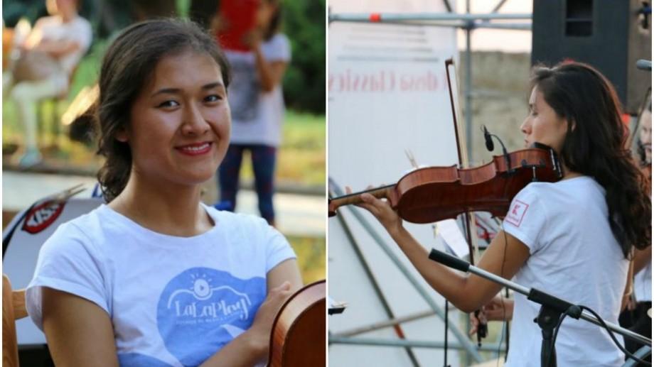 (foto) Oamenii La La Play. Cunoaște-o pe Kamilla Kazbekova, tânăra din Kazahstan care a explorat Moldova timp de 12 zile