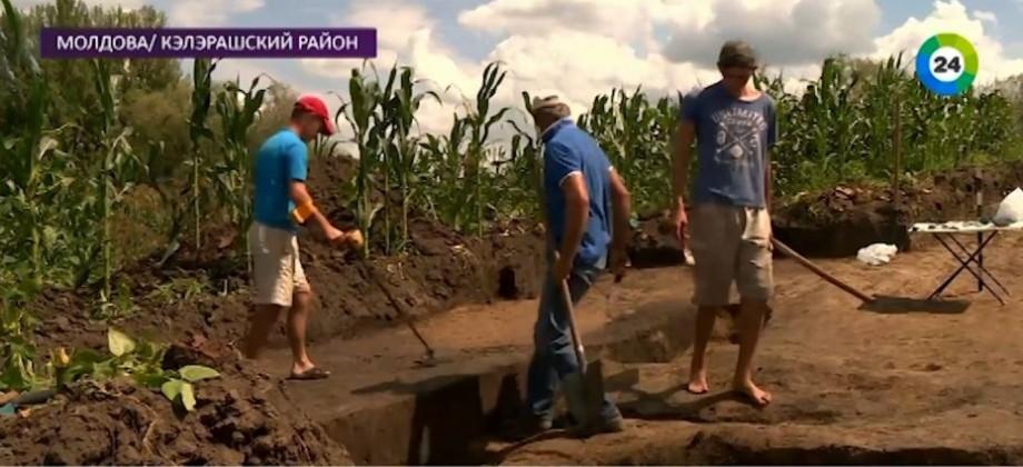 (video) Arheologii din Moldova au descoperit un sat medieval din secolul al XV-lea. Unde se află acesta