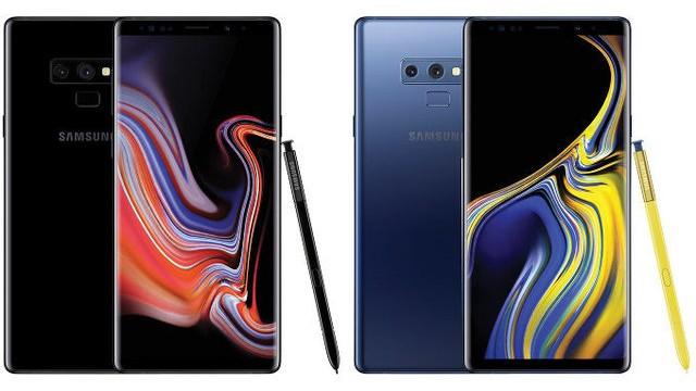 (foto) Compania Samsung a lansat astăzi noile produse. Ce specificații au Galaxy Watch și Galaxy Note 9