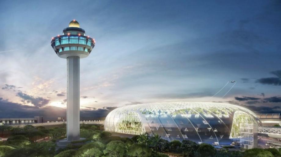 """(foto) Grădină, cinema și piscină. Cum arată aeroportul care a luat locul I la concursul anual """"World's Best Airport"""""""