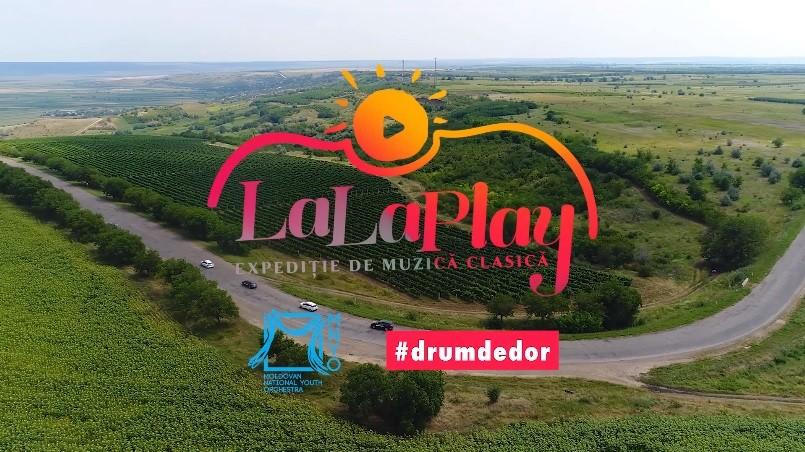 """(foto) Expediția de Muzică Clasică """"La La Play"""" revine cu un #drumdedor și 12 inițiative culturale. Care este agenda evenimentelor"""