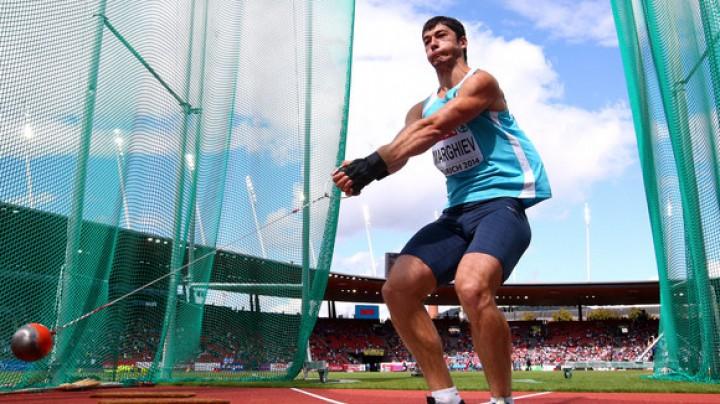 Moldoveanul Serghei Marghiev s-a calificat în finala Europenelor de atletism care se desfășoară în orașul Berlin