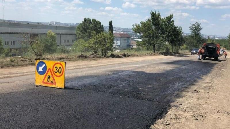 Drumul de acces către comuna Bubuieci urmează să fie reparat până pe 10 august