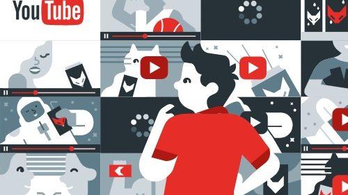 Vizionați video-urile ţinând telefonul în poziţie verticală? YouTube urmează să afișeze și reclame verticale
