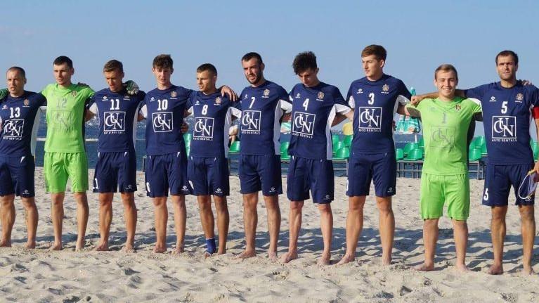 Naționala Moldovei de fotbal pe plajă participă la faza finală a Campionatului European, Divizia B
