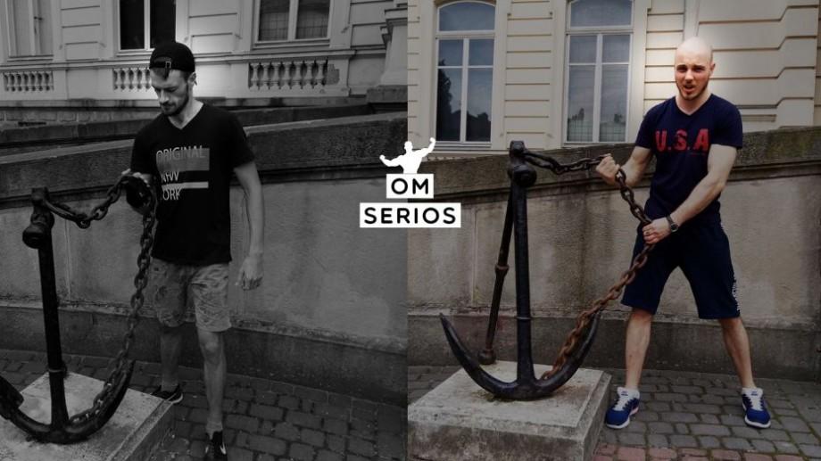 """(video) """"Serioși"""" și plini de energie. Doi tineri din Moldova prezintă stilul lor de viața pe Facebook și Instagram"""