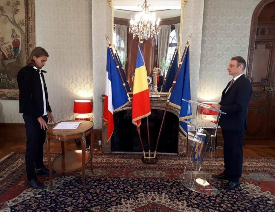 Virgiliu Postolache a obținut cetățenia română. Atacantul urmează să evolueze pentru Federația Română de Fotbal