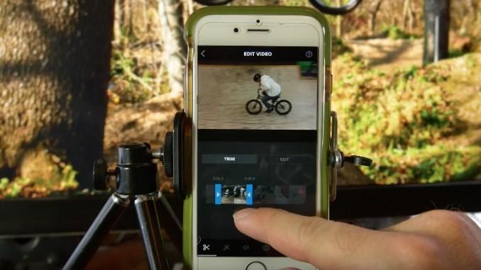 (video) Cum să editezi un filmuleț doar cu telefonul mobil. Care sunt cele mai bune aplicații pentru smartphone