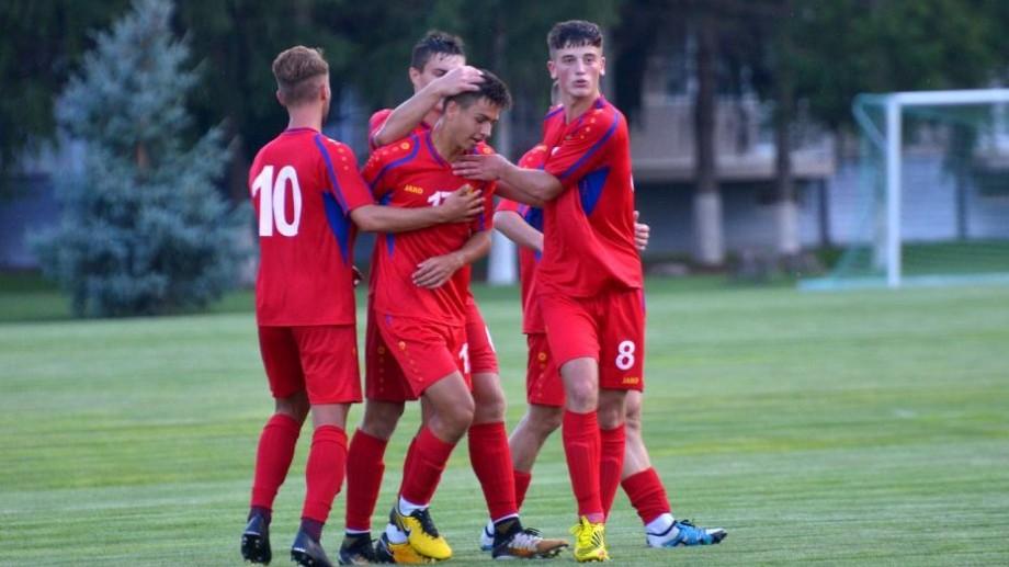 """Naţionala Moldovei U-19 a obținut prima victorie în cadrul Memorialului """"Valentin Granatkin"""""""