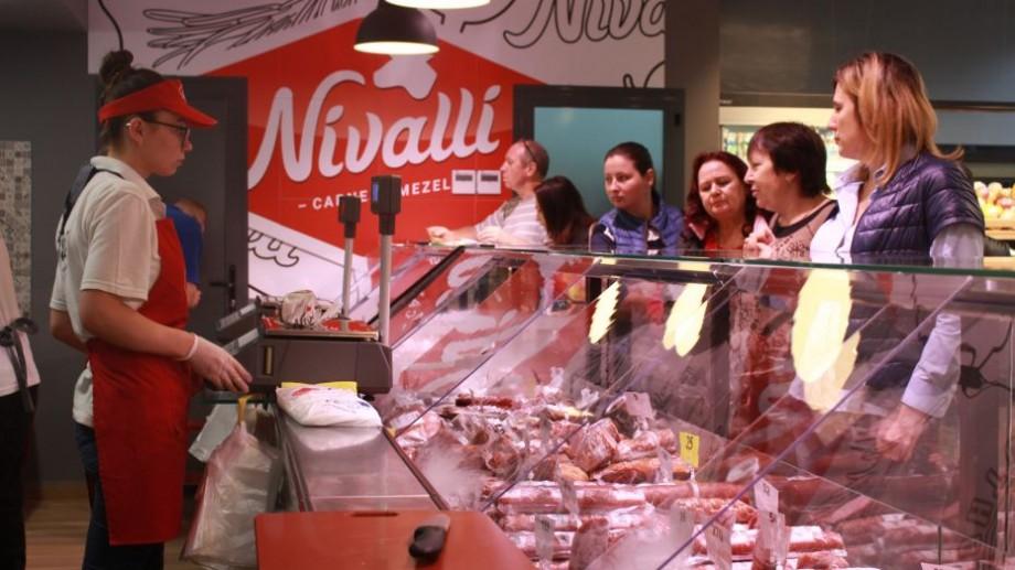 """(foto) """"Vom reuși într-un timp foarte redus să obținem aprecieri de la clienții noștri"""". În centrul Chișinăului s-a deschis un nou magazin marca """"Nivalli"""""""