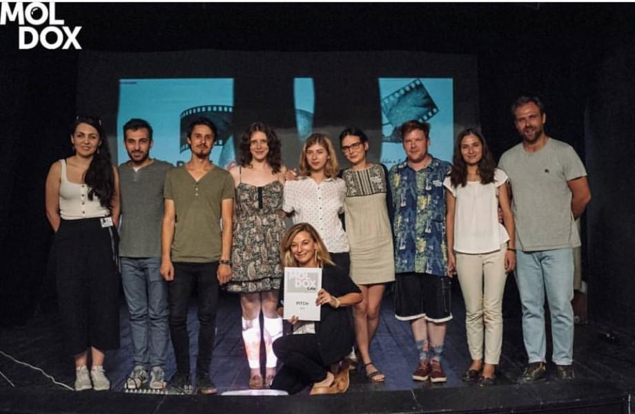 (foto) Tinerii documentariști din Moldova au obținut 5 premii de la un juriu internațional. Cine sunt câștigătorii MOLDOX LAB 2018