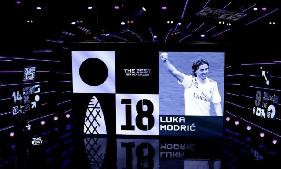 (foto, video) Luka Modric a întrerupt hegemonia lui Messi și Ronaldo. Cine sunt câștigătorii premiilor The Best FIFA Awards