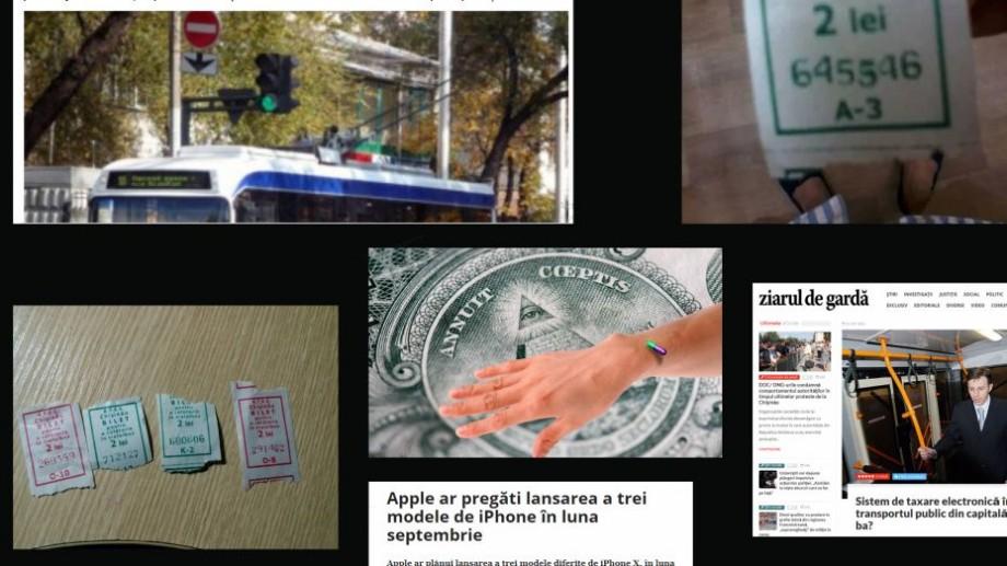 #DIEZPRE biletul electronic promis de autorități încă de la lansarea primei versiuni de iPhone