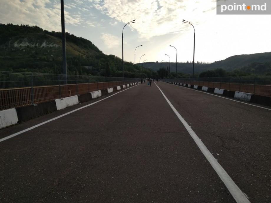 """""""Trecem Nistrul"""". Podul """"Unguri-Bronnița"""" va fi deschis pentru autocarele care nu depășesc masa de 3,5 tone"""