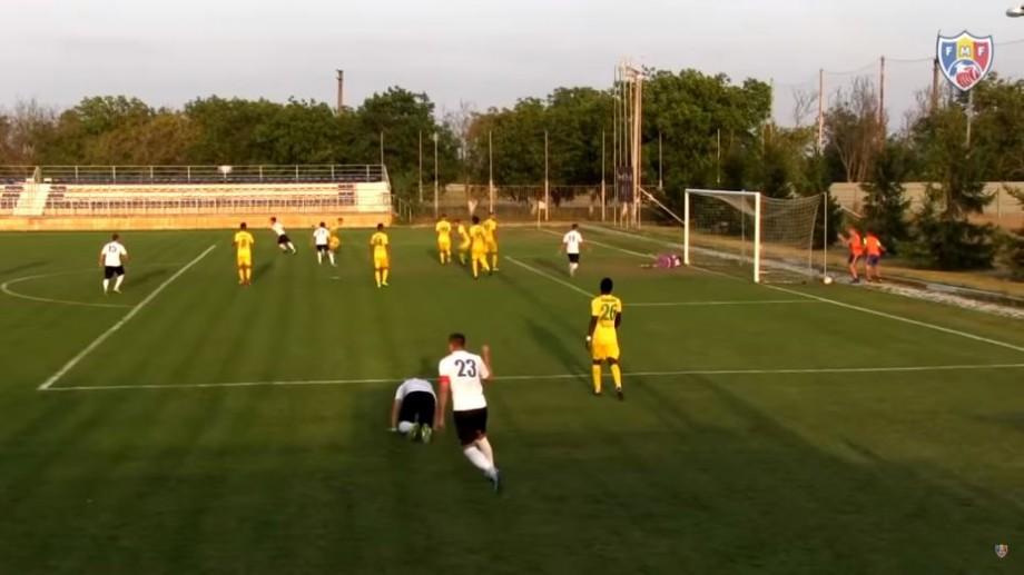 (grafice, video) Divizia Națională 2018: Thriller la Bălți. Zaria și Milsami au înscris impreună 7 goluri