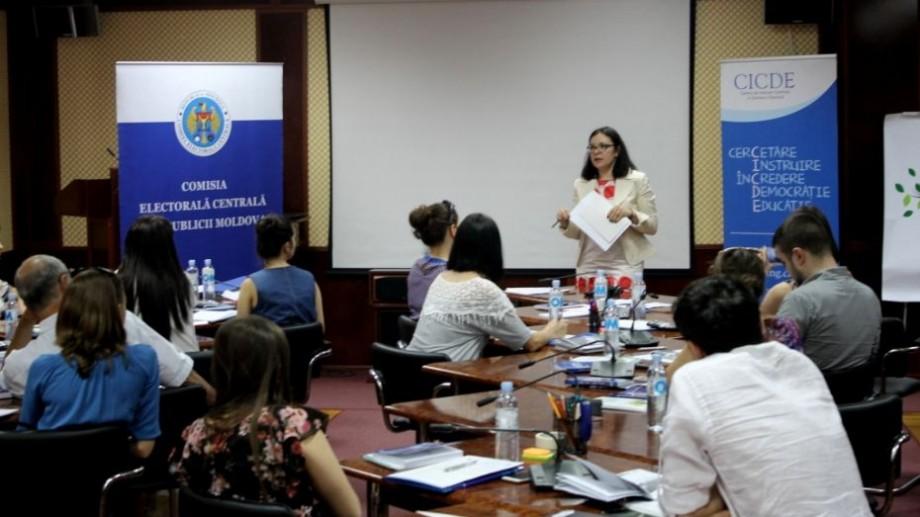 Regulamentele și practicile partidelor politice din perspectiva incluziunii au fost discutate în cadrul unui seminar organizat de CEC