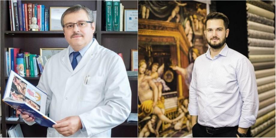 """(foto) Medici, actori și oameni de afaceri au fost desemnați cu titlul """"Cel mai charismatic și influent"""" bărbat din Moldova. Cine sunt aceștia"""