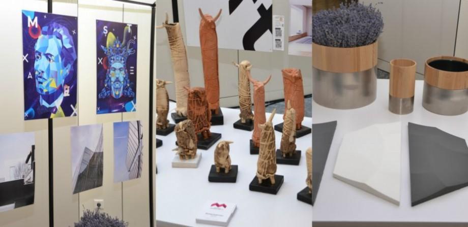 (foto) Lucrările creatorilor moldoveni din domeniul industriilor creative au fost expuse la Geneva