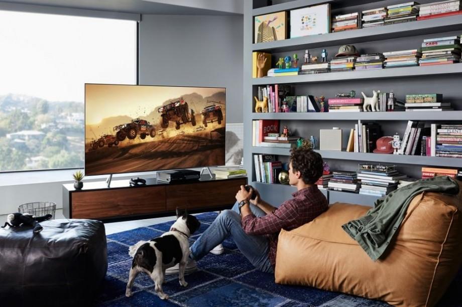 Samsung QLED TV 2018. Cum un televizor inteligent îți poate transforma casa într-o galerie de artă
