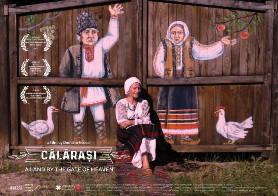 """(video) """"Călărași – un ținut la poarta raiului"""" a fost desemnat cel mai bun film documentar la Constanța International Film Festival 2018"""