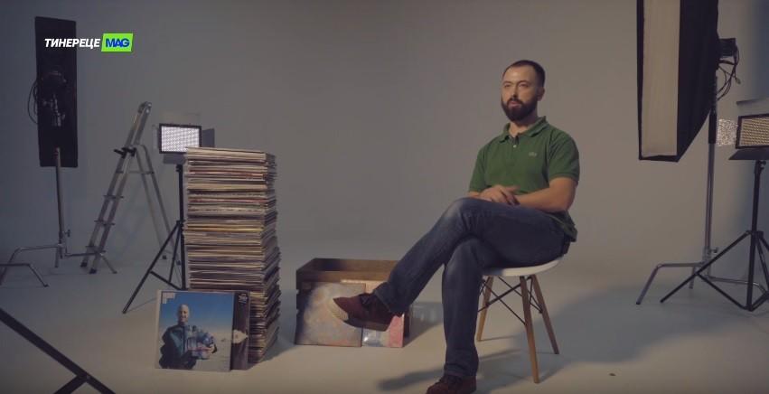 (video) Тинереце s-a lansat în format de revistă online. Cunoaște-l pe Ivan Talai cu o colecție de viniluri în sumă de peste 5000$