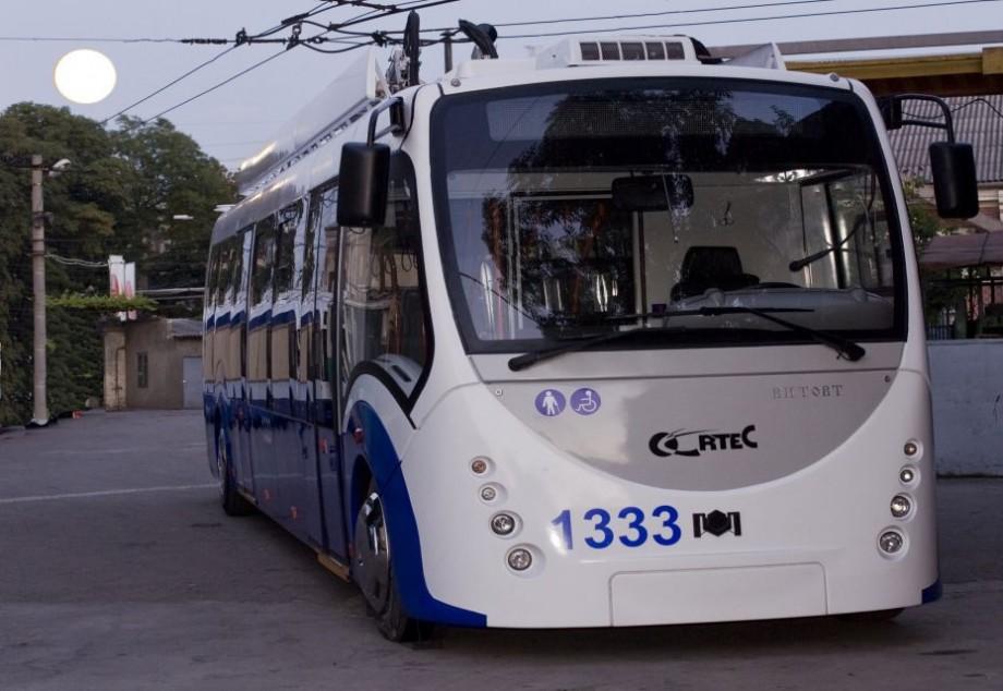 (doc) Primăria Chișinău va lansa o nouă rută de troleibuz nr. 34. Cum va circula acesta