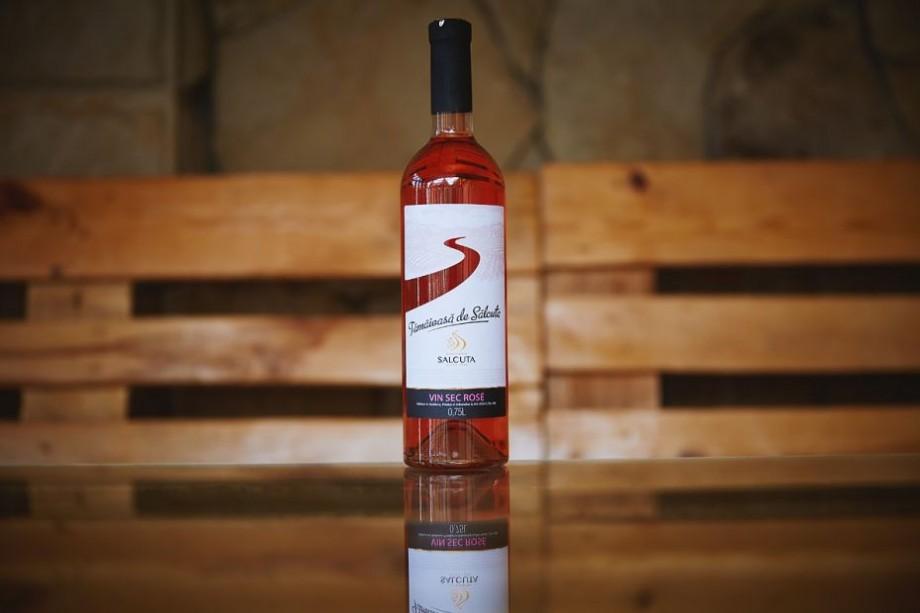 Compania Sălcuța a câștigat Marele Premiu în domeniul vitivinicol pentru 2018