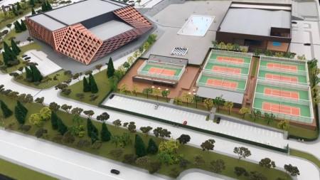 (foto, video) Cum arată cel mai mare club de tennis din Chișinău. Care sunt condițiile și prețurile