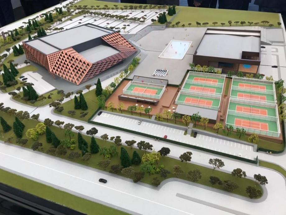 (foto, video) A fost lansată construcția complexului Chișinău Arena. Cum va arăta acesta după finisarea lucrărilor