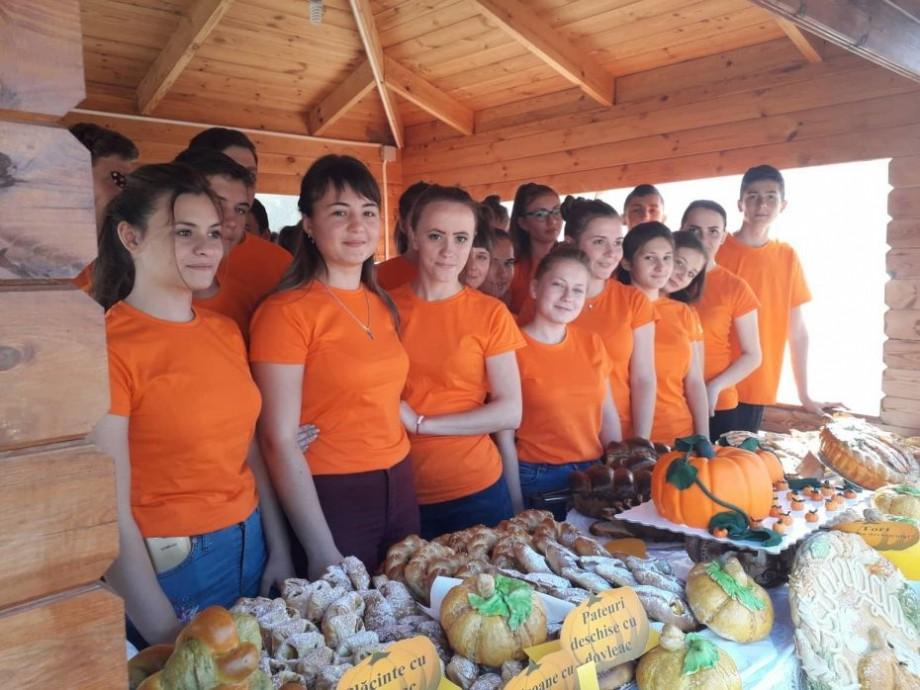 Expoziții de bucate, master class-uri și emoție pozitivă. Participă la Festivalul Gastronomic organizat de elevii Şcolii Profesionale nr. 2