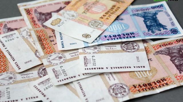 Aprecierea leului a dus la reducerea datorii de stat a Moldovei în ultimele 9 luni ale anului 2018