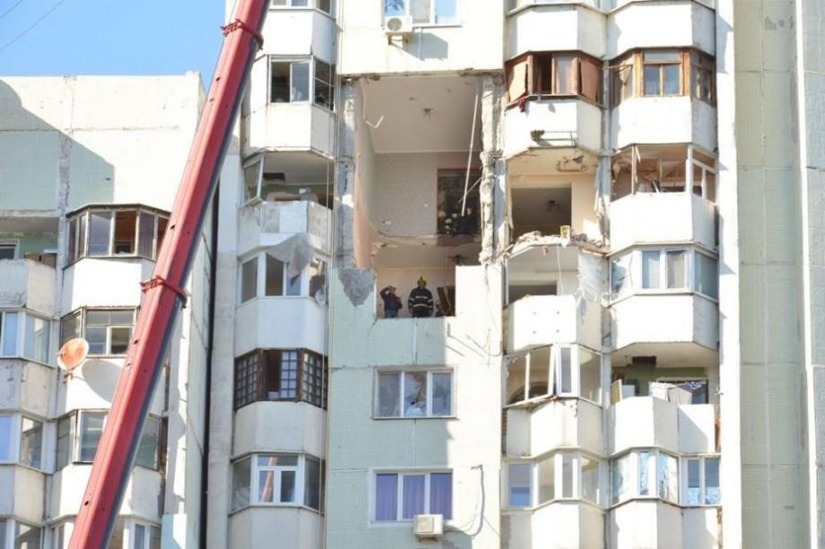 Ce companie va efectua lucrările de restabilire a blocului de locuit de pe bulevardul Moscova