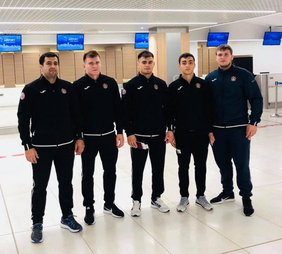 Judocanul moldovean, Victor Sterpu, a obținut patru victorii la Campionatul Mondial de juniori