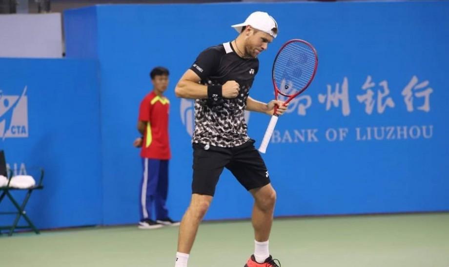 Tenismenul moldovean, Radu Albot, participă la un nou turneu în China. Când va avea loc primul meci
