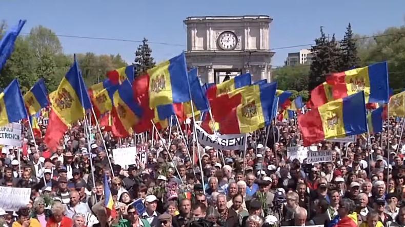 PDM ține în secret ziua în care va organiza un miting la Chișinău. Sergiu Sîrbu spune că va fi frumos și transparent