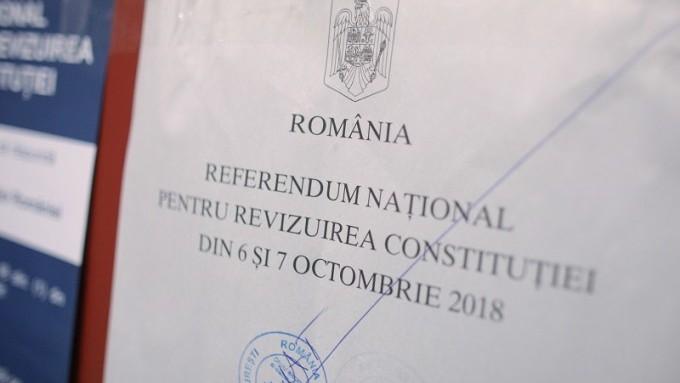 """3,5 milioane de români """"au apărat familia tradițională"""". Rezultatele oficiale ale Referendumului din România"""