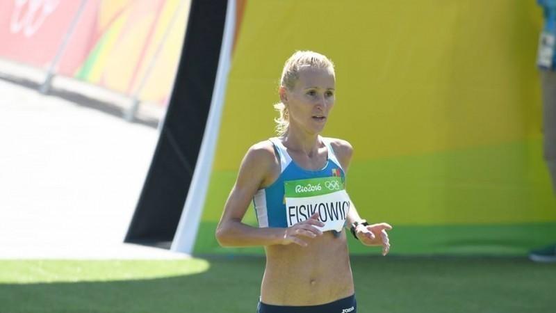 Atleta Lilia Fisikovici a stabilit un nou record al Moldovei la maraton după 27 de ani. Ce rezultat a înregistrat sportiva