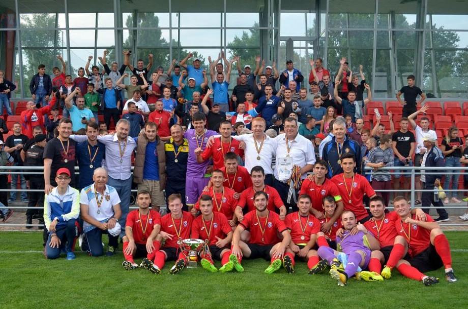(video) Echipa Asociației de fotbal din Ialoveni va reprezenta Moldova la UEFA Region's Cup 2018-2019