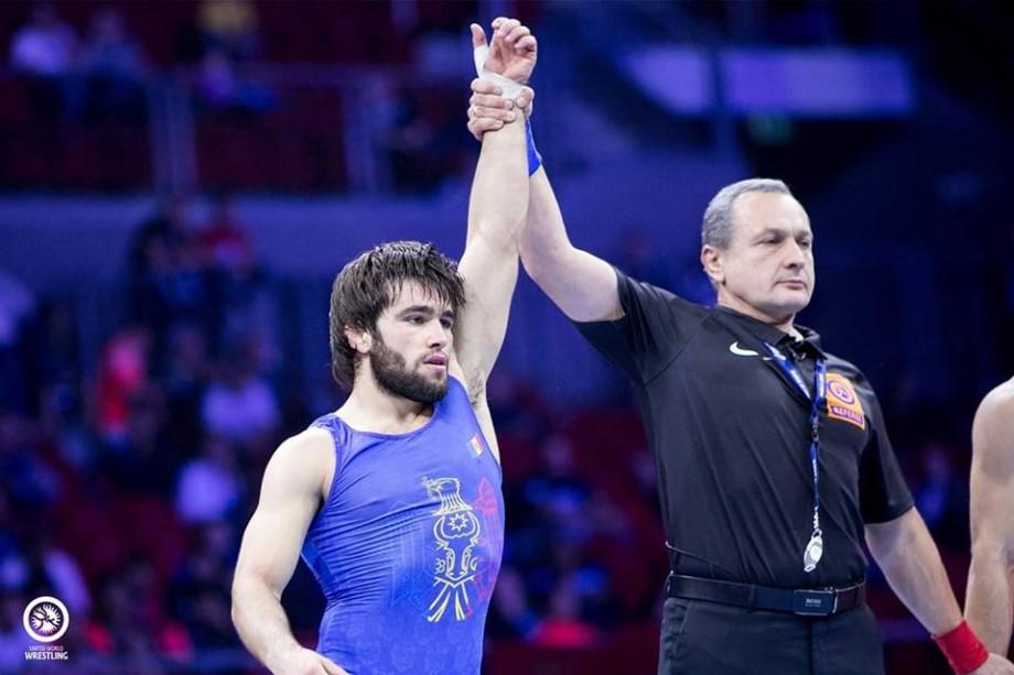 Luptătorul, Victor Ciobanu, a cucerit medalia de argint la Campionatului Mondial de lupte greco-romane