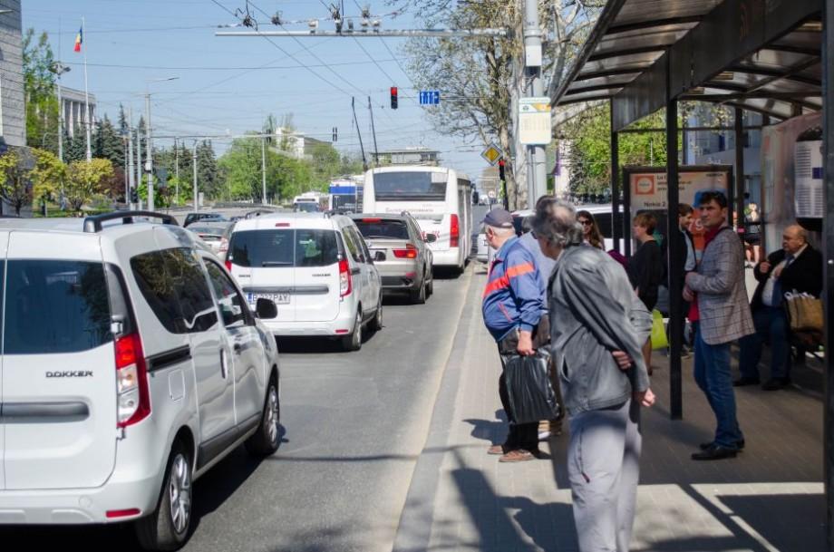(foto, doc) Atenție! Traficul rutier va fi restricționat la Chișinău pe durata vizitei lui Recep Tayyip Erdoğan