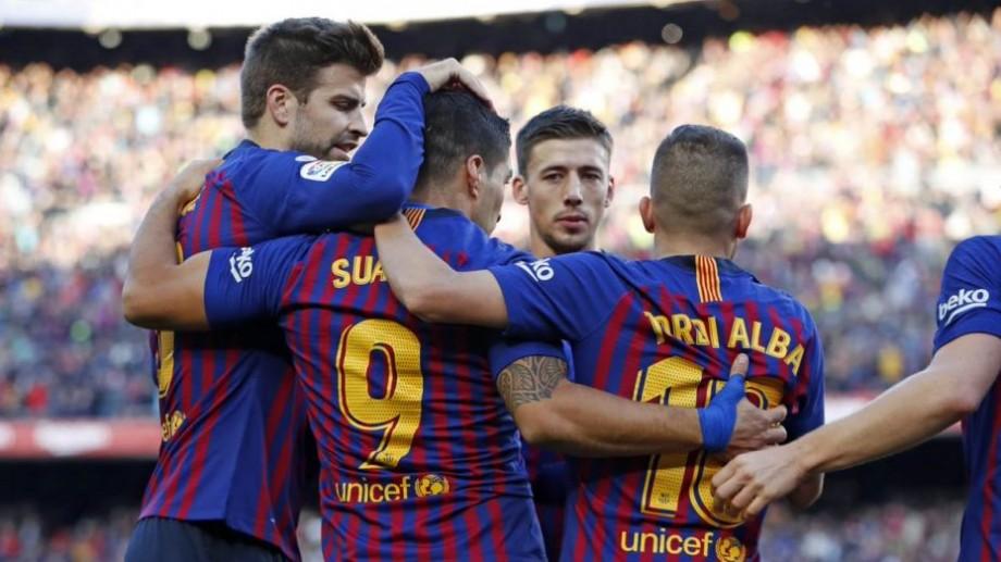 """(video) Primul """"EL Clasico"""" din acest an s-a încheiat cu victoria Barcelonei. Suarez și-a trecut în cont un hat-trick"""