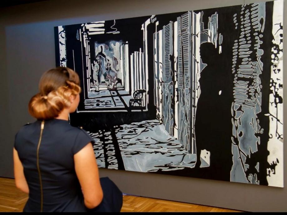 """Iubitorii filmului """"Noir"""" pot interacționa direct cu artistul Pietro Finelli. Când va avea loc evenimentul"""