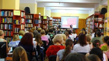"""Spune povestea ta la Biblioteca Municipală """"B.P. Hasdeu"""" și ajută să fie optimizate serviciile și activitatea acestora"""