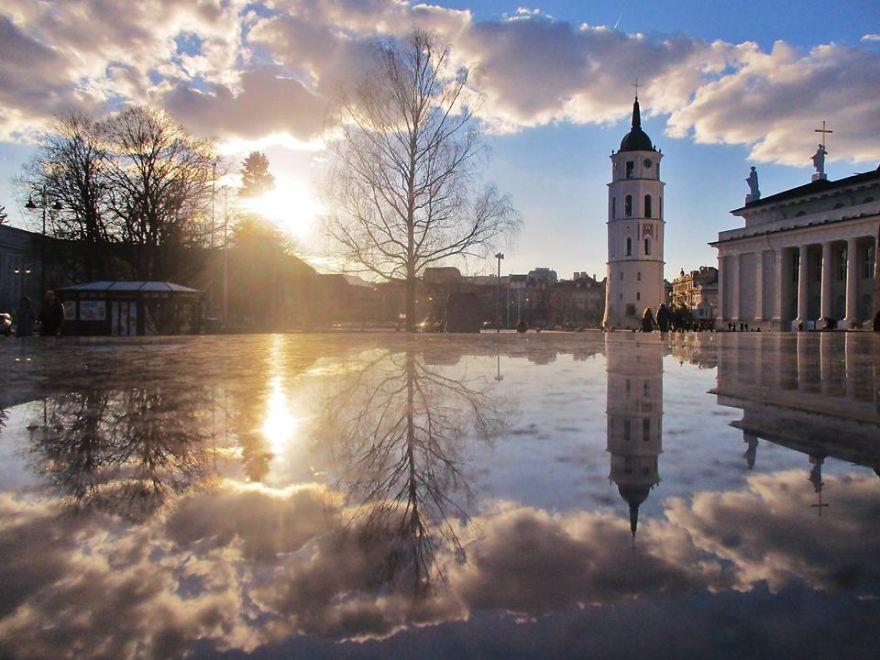 Lituania dup ploaie34