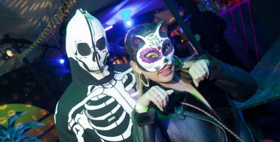 Evenimente pre-Halloween. Michiduții, fantomele și demonii vor ieși la vânat în seara de marți