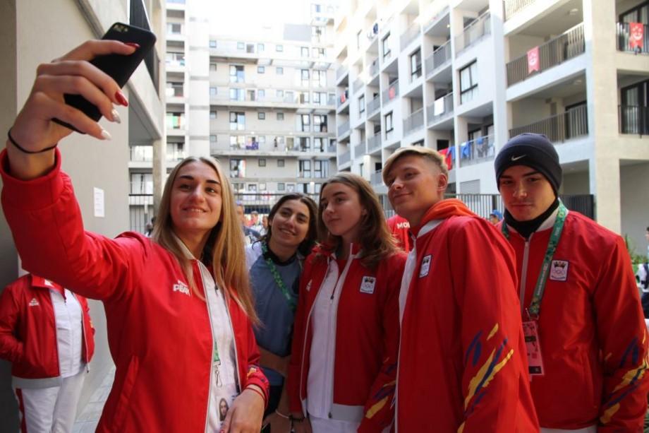 (foto) Înotătoarea, Tatiana Salcuțan, s-a calificat în finala Jocurilor Olimpice de tineret. Ce rezultate au mai înregistrat sportivii moldoveni